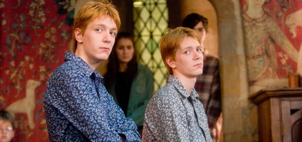 April Fools: Fred And George's Greatest Pranks