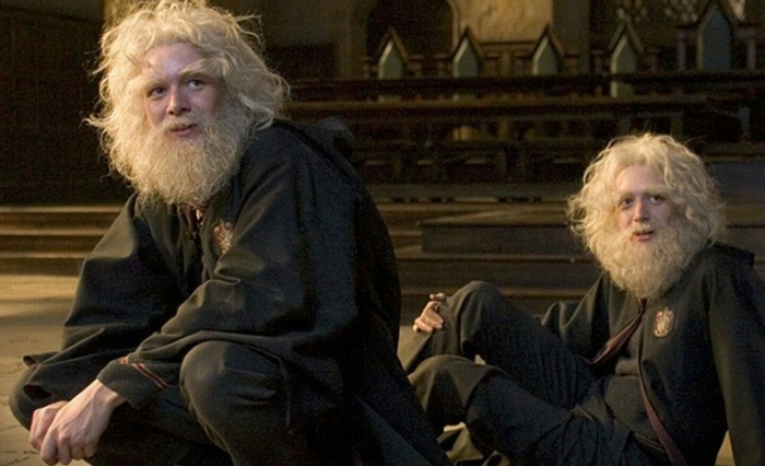 Old Fred & George