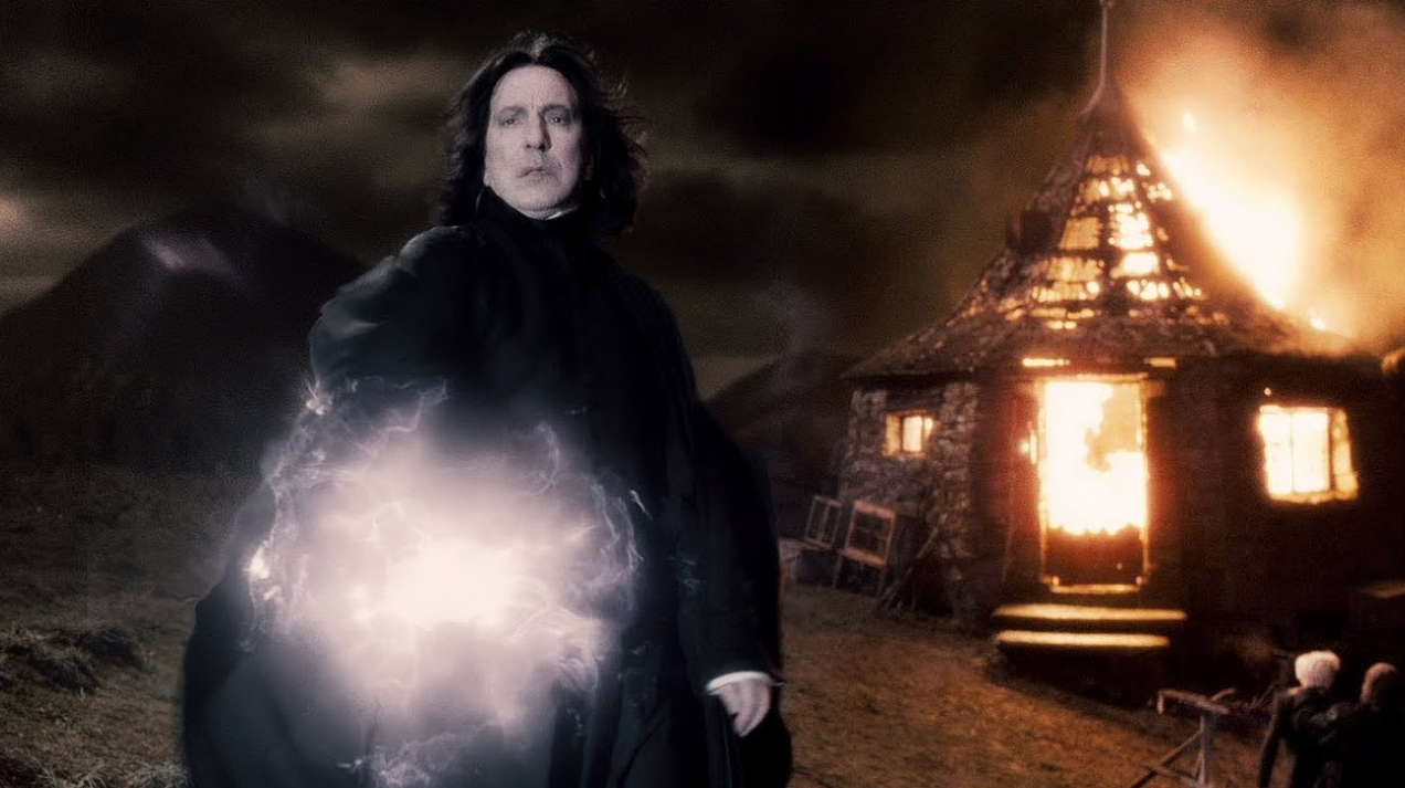 Snape is the Half-Blood Prince - Most Iconic Moments In Harry Potter And The Half-Blood Prince.png
