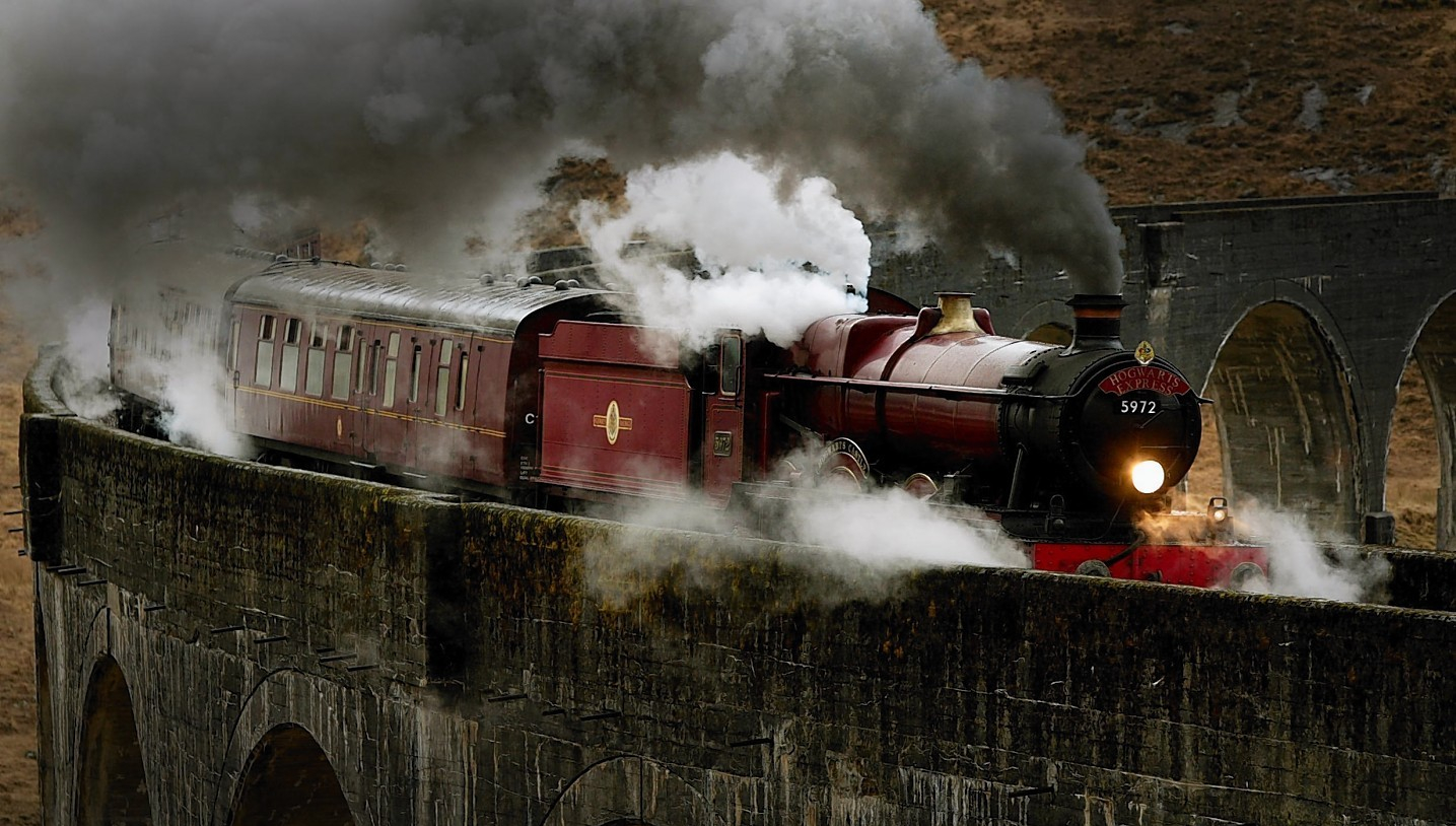 Everything You Need To Know About The Hogwarts Express