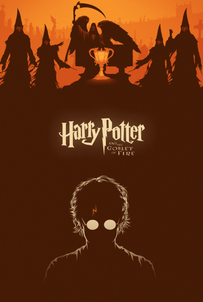 THE 10 COOLEST 'HARRY POTTER' ALTERNATE MOVIE POSTERS