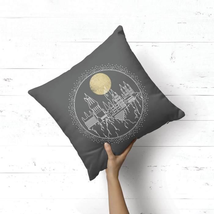 Harry Potter Cushion From Zavvi