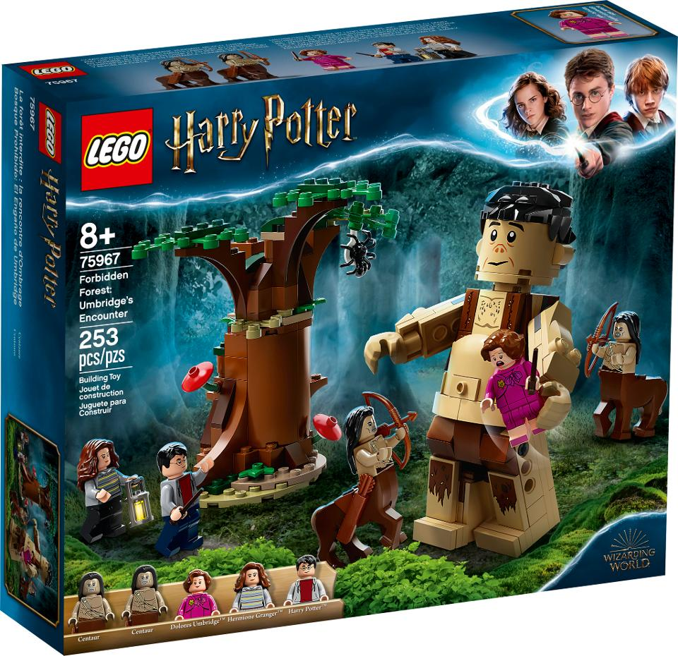 Harry Potter LEGO - Forbidden Forest