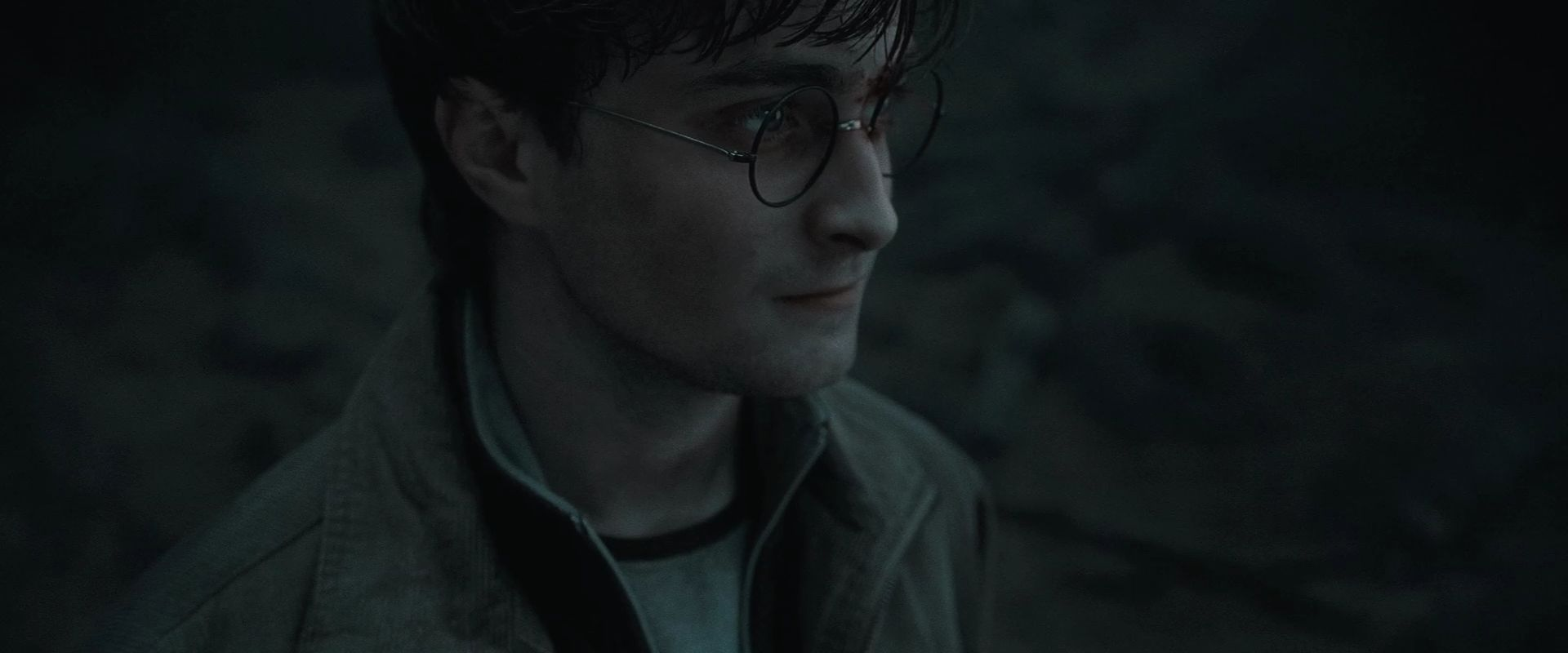 The 5 Most Iconic Moments In 'Harry Potter And The Deathly Hallows - Part 2' - Harry Accepts His Fate