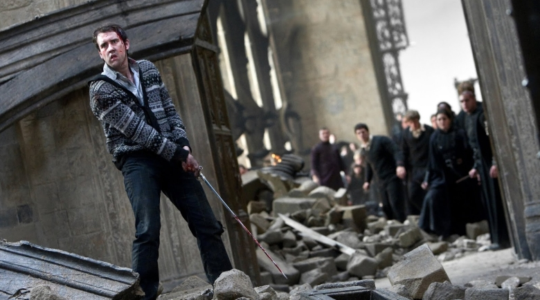 The 5 Most Iconic Moments In 'Harry Potter And The Deathly Hallows - Part 2' - Neville Kills Nagini