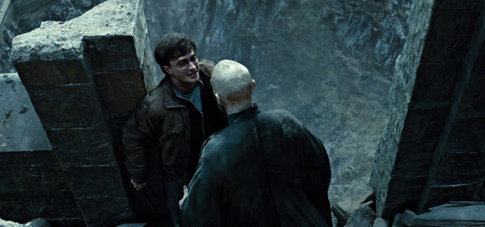 The 5 Most Iconic Moments In Harry Potter And The Deathly Hallows - Part 2