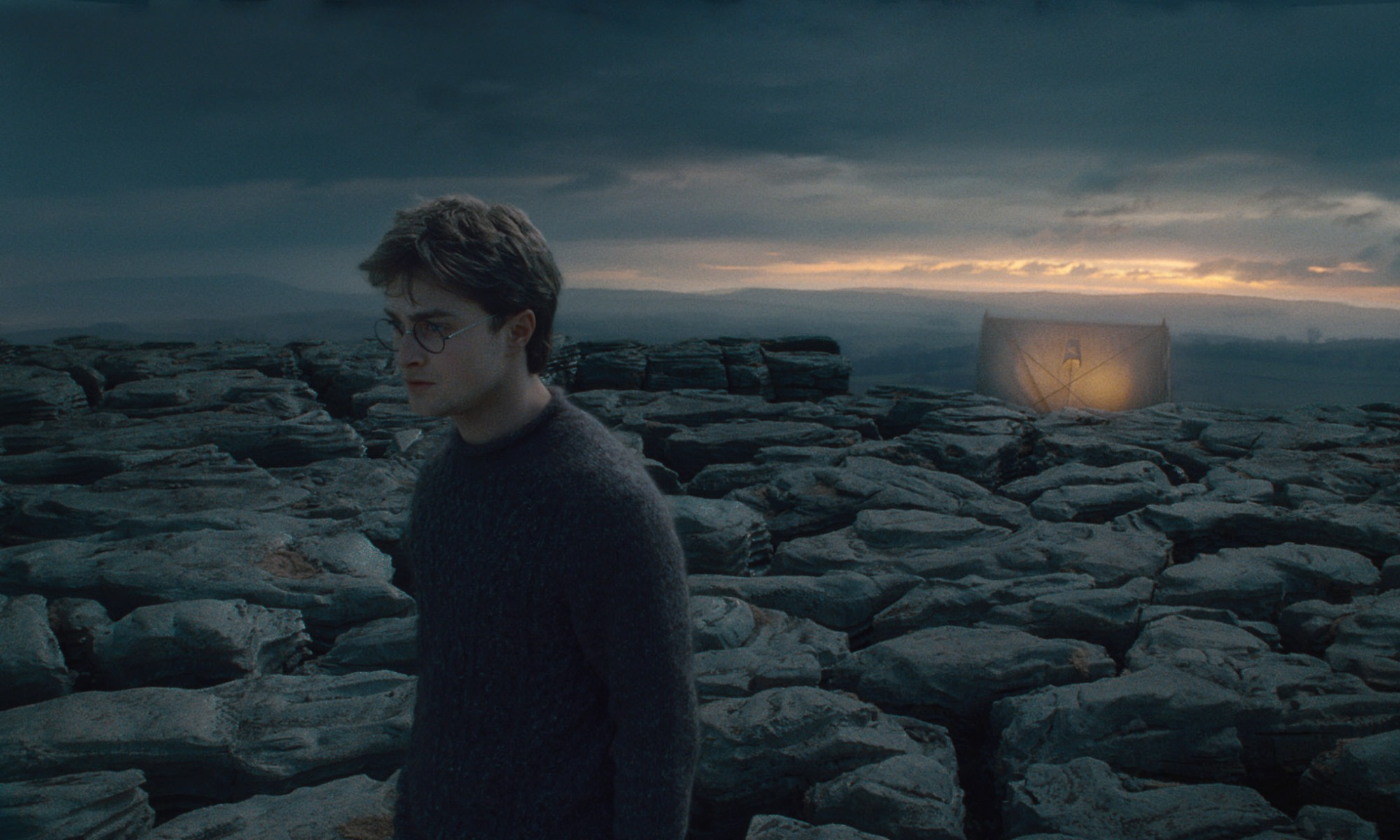 The 5 Most Iconic Moments In 'Harry Potter And The Deathly Hallows - Part 1'